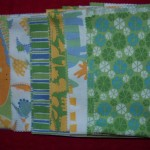 FABRIC SCRAP PACKS - 4