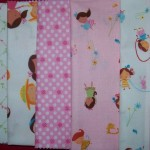 FABRIC SCRAP PACKS - 6