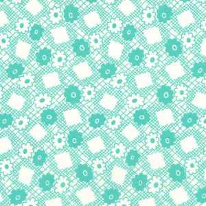 Everything but the Kitchen Sink - RJR Fabrics - Picnic - Robin's Egg - 2968-01