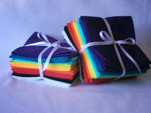 RAINBOW FAT QUARTER BUNDLES