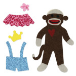 SOCK MONKEY (BOY/GIRL)