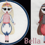 BESTIES - BELLA - STITCHERY