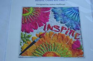 INSPIRE PATTERN - BY JoAnne Hoffman