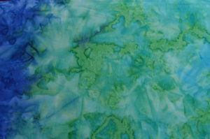 BATIK - BLUE/GREEN - ML3