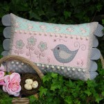 PATTERN - DAISY DOO - CUSHION - THE RIVENDALE COLLECTION