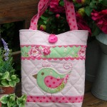 PATTERN - HOPSCOTCH - BAG - THE RIVENDALE COLLECTION