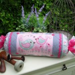 PATTERN - PEAK & BOO - BOLSTER - THE RIVENDALE COLLECTION