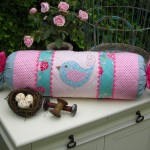 PATTERN - RAGAMUFFIN - BOLSTER - THE RIVENDALE COLLECTION