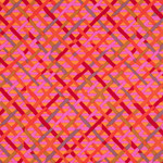 KAFFE FASSETT - COLLECTIVE FALL 2012 - PWBM037 - RED