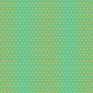 TULA PINK - SLOW AND STEADY - PWTP091 - TURTLE SHELL GREEN