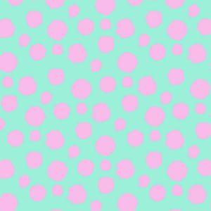 TULA PINK TABBY ROAD - FURBALL - MARMALADE SKIES - PWTP097